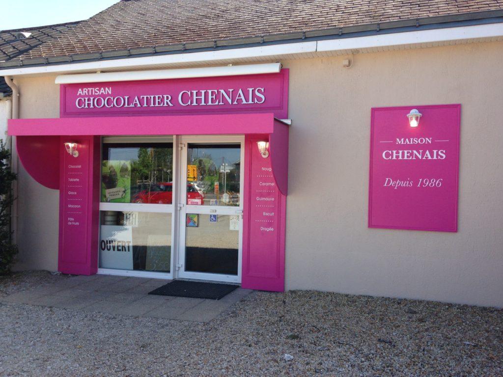 magasin Treillières