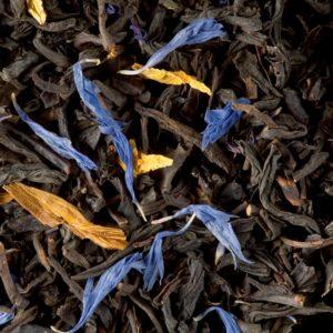 Thé noir Jardin bleu