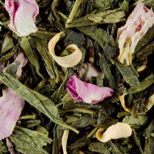 Thé vert Nuit à Versaille