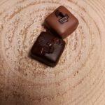 Ganache Chocolat Noir Grué