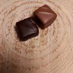 Ganache Ganache Chocolat Noir Fleur de Sel