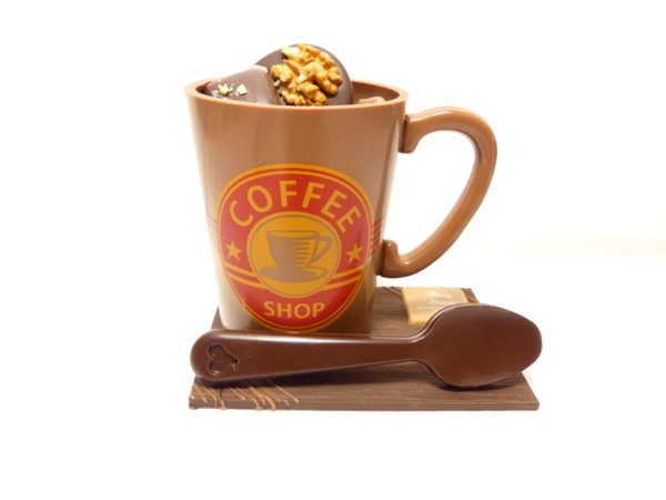 Le mug 100% chocolat